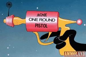 One-Round-Pistol